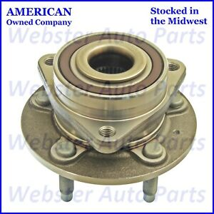 Front/Rear Hub Bearing Assembly for Buick, Cadillac & Chevrolet