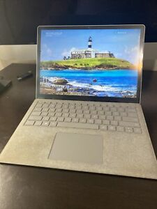 microsoft surface laptop i7 16gb 512gb Touch Screen
