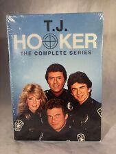 T.J. Hooker: The Complete Series DVD 21 discs shrink wrap