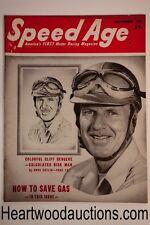 Speed Age Dec 1951