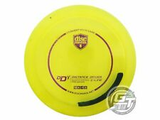 Used Discmania C-Line Ddx 173g Yellow Purple Foil Distance Driver Golf Disc
