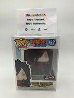 Funko Pop! 722 Madara Reanimation Naruto Shippuden Gamestop or EB w/ PROTECTOR