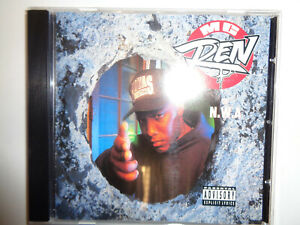 MC Ren – Kizz My Black Azz *EP CD 1992 US Import* Rap / Hip-Hop