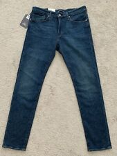 LEVIS MADE AND CRAFTED LMC 511 SELVEDGE MARFA 34X34 BRAND NEW