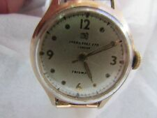 for sale*******VINTAGE INGERSOLL TRIUMPH*******wrist watch