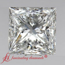 Half Carat Princess Cut Diamond - Discounted Diamond - Design Your Own Ring
