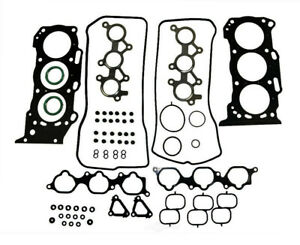 Engine Cylinder Head Gasket Set-DOHC, Eng Code: 2GRFE, 24 Valves ITM 09-11635