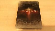 Diablo 3 Steelbook CASE ONLY | G1 Futureshop exclusive | Blizzard | III