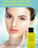 2x30ml AHA Mimi White Whitening Skin Body & Lightening Bleaching Dark Spot Serum