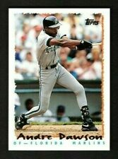 1995 Topps #155T ANDRE DAWSON - MINT