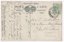 Mr E Zebedee 78 Naunton Crescent Cheltenham Gloucestershire 1908 788b