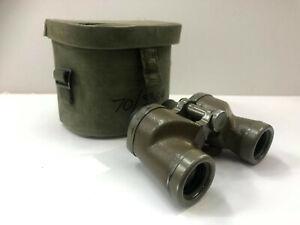 Ex-Australian Army Laser Filtered 6 x 30 Binoculars + Pouch Bruce Birnie Pty Ltd