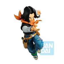 DRAGON BALL Z PVC THE ANDROID BATTLE STATUE ANDROID 17