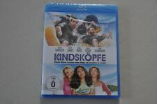 Blu Ray - Kindsköpfe - Adam Sandler Kevin James - Blue Ray  Neu OVP