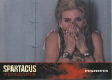 Spartacus Vengeance Episode Synopsis Base Card E2