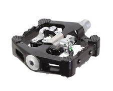 Wellgo WAM-D10 clipless/platform pedals, black