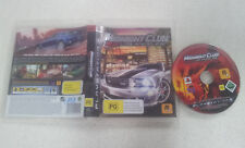 Midnight Club Los Angeles PS3 Game