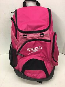 Pink Speedo Back Pack with Extras