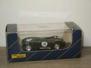 Jaguar C-Type Winner LM 53 - Top Model Collection TMC030 - 1:43 in Box *49191