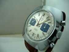 RENIS VINTAGE CHRONOGRAPH SWISS MADE  VALJOUX 7730 70'S TOP CONDITIONS