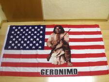 Fahne Flagge USA Geronimo - 90 x 150 cm
