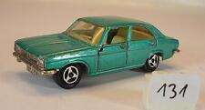 Majorette 1/60 Nº 208 Chrysler 180 berline vert clair métallisé nº 1 #131