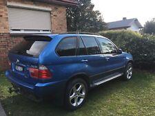 WRECKING BMW X5 E53 2002 MODEL 4.4L V8.