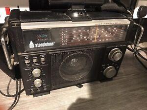 Steepletone MBR7 Multi Band World Band Vintage Radio Receiver