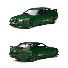 1/18 ottomobile bmw ac schnitzer e36 ces II green neuf livraison gratuite