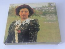 Rachmaninoff: Complete Songs von Joan Rodgers,Maria Popescu  3 CD