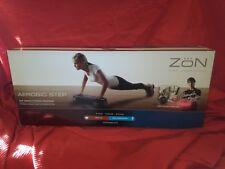 Zon Adjustable Aerobic Step w/DVD