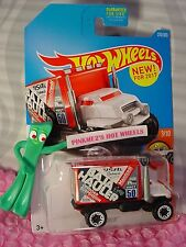 New BAJA HAULER #270✰White Cab/Red box✰HW HOT TRUCKS✰2017 Hot Wheels Case M/N