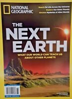 National Geographic Magazine Time Inc. Specials 2017 The Next Earth