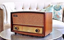 Serviced Near mint Old Antique ZENITH Vintage G730 Tube Radio – Works Great!