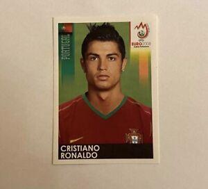 Cristiano Ronaldo №120 Portugal Euro 2008 Perfect Condition