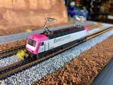 Z scale Marklin 8837 electric passenger locomotive LED lights front/back - DCC