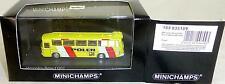POLOGNE coupe du monde 1974 Mercedes Benz O302 Minichamps 1:160 # µ