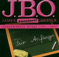 "J.B.O. ""FÜR ANFÄNGER - BEST OF"" CD ALLE HITS NEUWARE!!!"