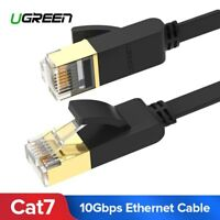 UGREEN Ethernet Cable Cat7 RJ45 Network Patch Cord 10 Gigabit Lan Wire for Xbox