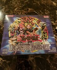 Legacy of Darkness Yugioh 1st English Edition 36 Pack Booster Box  - NEW SEALED