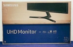 "Samsung - UJ59 Series U32J590UQN 32"" LED 4K UHD 60Hz, FreeSync, HDMI+DP"