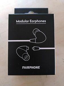 Fairphone Modular Earphones