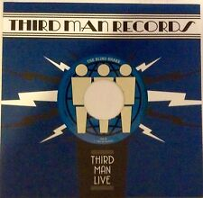 """THE BLIND SHAKE - 7"""" VINYL SINGLE LIVE AT THIRD MAN RECORDS NEW MINT UNPLAYED"""