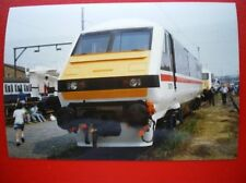 PHOTO  DVT LOCO NO 82114 IN INTERCITY LIVERY AT ILFORD OPEN DAY