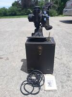 Vintage 8mm Bell & Howell Projector Filmo-Master