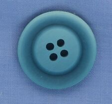 23mm Dusty Blue Button