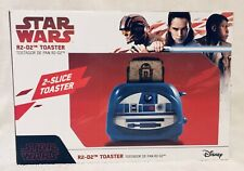 Star Wars - R2-D2 Toaster - Blue - New - C3PO - Darth Vader - Luke Skywalker