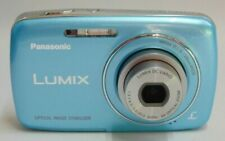 "Panasonic LUMIX DMC-S1 Digital Camera 12.1MP 2.7"" 4x OZ 4x DZ Good Condition"
