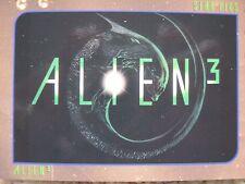 ALIEN 3 NEAR SET 72 of 80 Cards & wrapper plus Dark Horse Comic Promo 1992 Movie