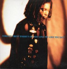 ★☆★ CD Single Terence TRENT D'ARBY	Do you love me like you say 2-TRACK CARD  ★☆★